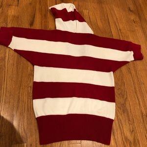 Lacoste Tops - Knit Short Sleeved Hoodie